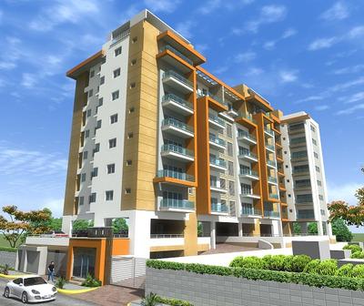 Proyecto De Apartamentos En Construcción En Gazcue